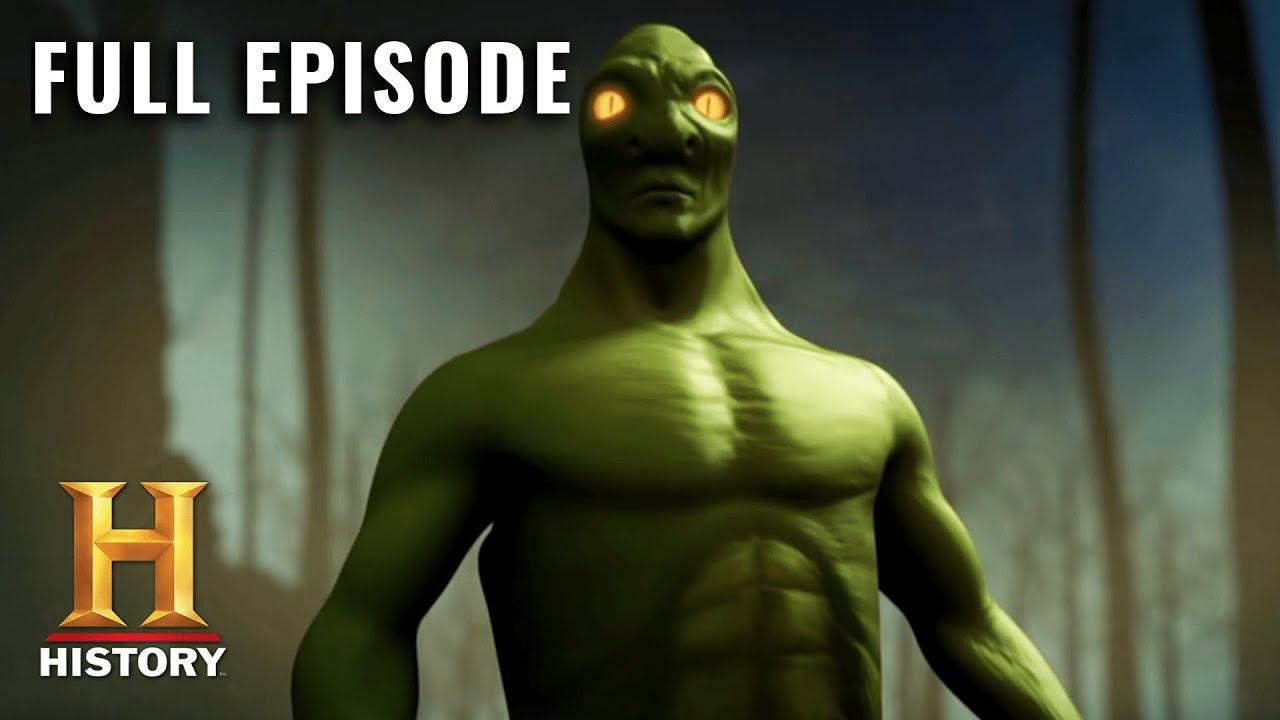 Download MonsterQuest: NIGHTMARE LIZARD MONSTER (S4, E7) | Full Episode | History