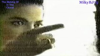 michael jackson in the closet demo version making of in the closet
