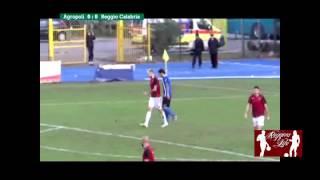 AGROPOLI - ASD REGGIO CALABRIA 0-1 Partita integrale (22/11/2015)