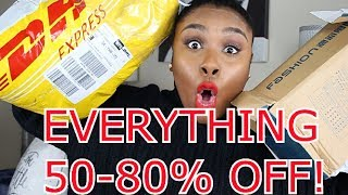 SAMMYDRESS HAUL... EVERYTHING 50-80% OFF!! ...SUPER AFFORDABLE BUT IS IT WORTH THE MONEY?
