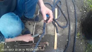 ремонт растягивающегося шланга(, 2016-05-23T05:05:26.000Z)