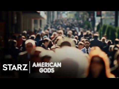 American Gods | Abandoned In America | STARZ