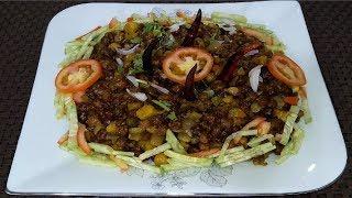 Chola Vuna Bangla Recipe Ramadan Special Iftar Making Bangladeshi Style