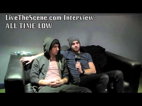 All Time Low Interview With LiveTheScene.com (2011)
