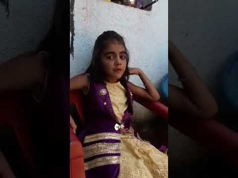 Small girl sing sambalpuri danda nacha song