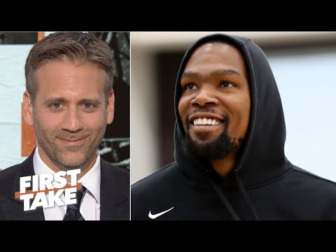 Kevin Durant has the right attitude for success – Max Kellerman | First Take