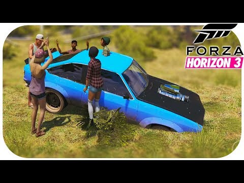 FORZA HORIZON 3 BEST FAILS & FUNNY MOMENTS #19 (FH3 Funny Moments Compilation)