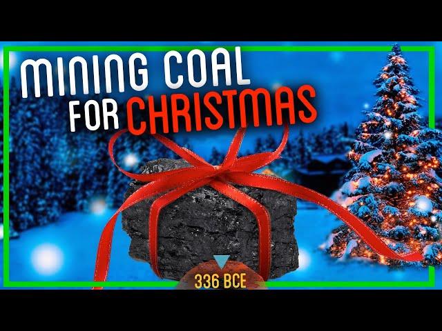 Mining My Own Christmas Coal