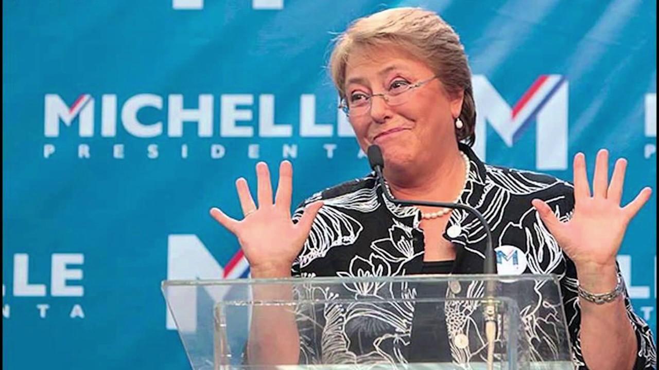 Michelle Bachelet es encarada en Suiza por la situación de presos Mapuches