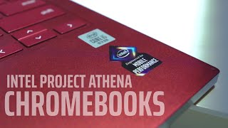 How Intel's Project Athena Is Powering The Future Of Chromebooks