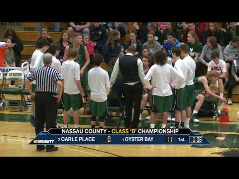 Nassau County B Finals Oyster Bay vs. Carle Place