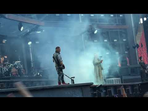 RAMMSTEIN   Live in Prague 16.7.2019 full concert