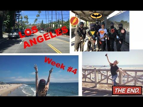 LOS ANGELES | Week #4