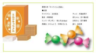 夢野久作「キャラメルと飴玉」 □作品紹介 お菓子箱の中で何やら ガチャ...