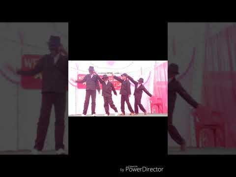 Funny dance govinda mix Welcome kids world academy