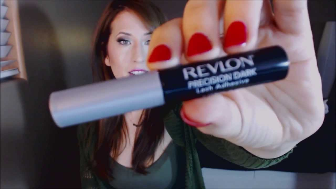 f729e704348 Revlon Precision Dark Lash Adhesive - NEW - YouTube
