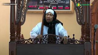 Buya Yahya | Khutbah Jumat di Masjid Syiarul Islam Kuningan | 29 April 2016