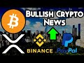 Explosive Bitcoin Movement, Binance Florida, XRP Airdrop ...
