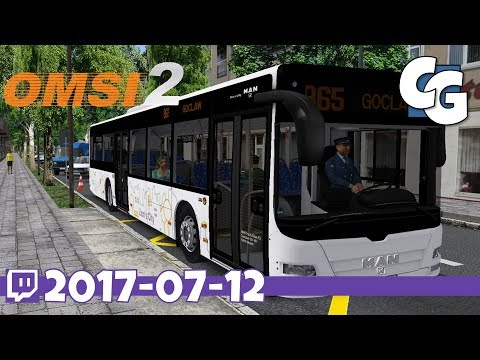 OMSI 2 Bus Company Simulator - VOD - 2017-07-12 - Starting our own MP Company - OMSI 2 BCS Gameplay