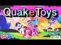New My Little Pony Game Harmony Quest QuakeToys Mane 6 Unlocked MLP App Lets Play 1