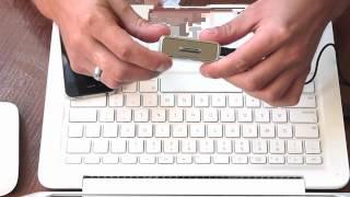 Обзор портативная зарядка для iPhone / iPad/ iPod iWALK 1500P (1500mAh)