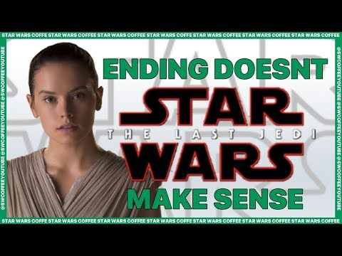 Why The Last Jedi Ending Doesn't Make Any Sense!