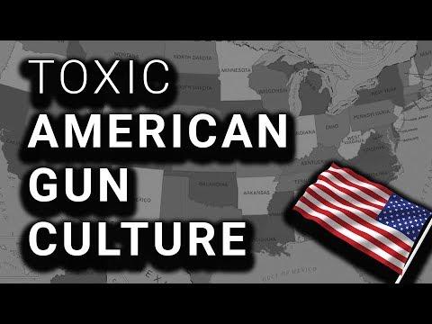 The BIGGEST Problem is American Gun Culture