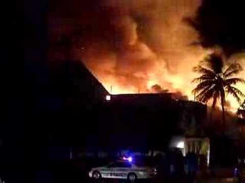 Hostel Fire Cairns