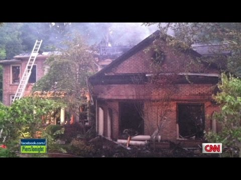 Piers Morgan Tonight Trace Adkins Recounts House Fire Youtube