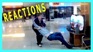 ULTIMATE OCULUS RIFT REACTIONS 2014 ► Compilations.TV