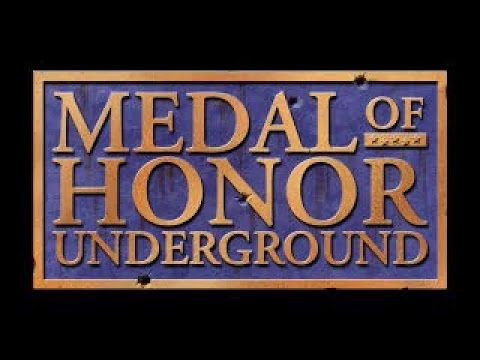 PSX Longplay [353] Medal of Honor: Underground