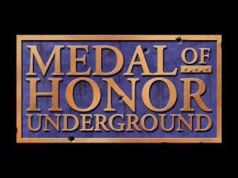 PSX Longplay [353] Medal of Honor: Underground