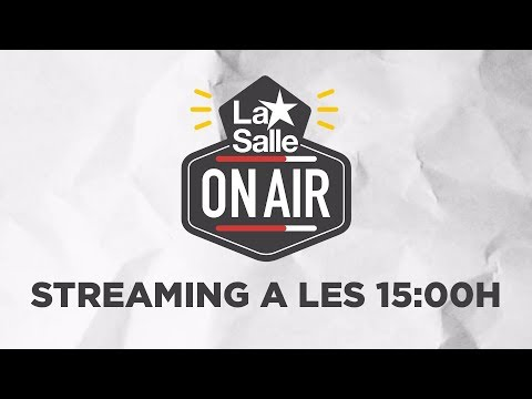 La Salle On Air - Dia Mundial de la Ràdio