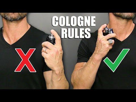 5 Fragrance RULES All Men Should Follow!