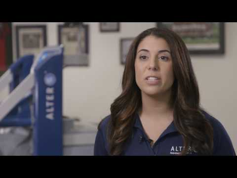 ACL Repair Protocol with the Anti-Gravity Treadmill® - AlterG