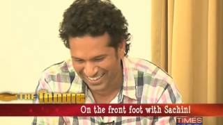 On the front foot with Sachin! (Part 4 of 4)