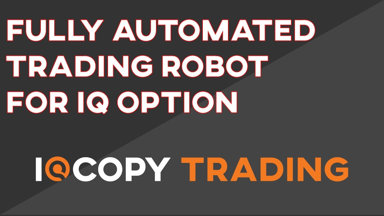Iq Option Copy Trading