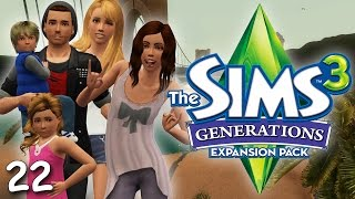 Let's Play: The Sims 3 Generations - (Part 22) - Blake Becomes A Toddler!