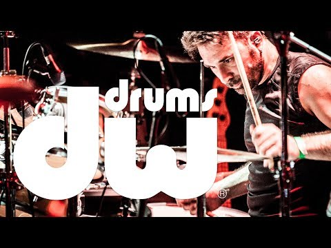 Julien Tekeyan, DW Drums - Interview And Drum Session