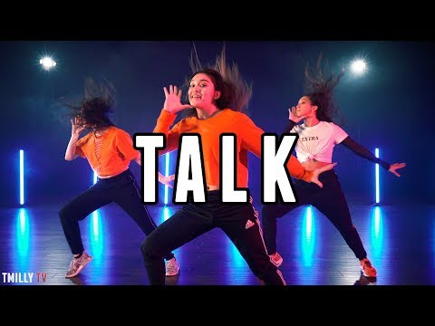Khalid - Talk - Dance Choreography By David Moore - #TMillyTV