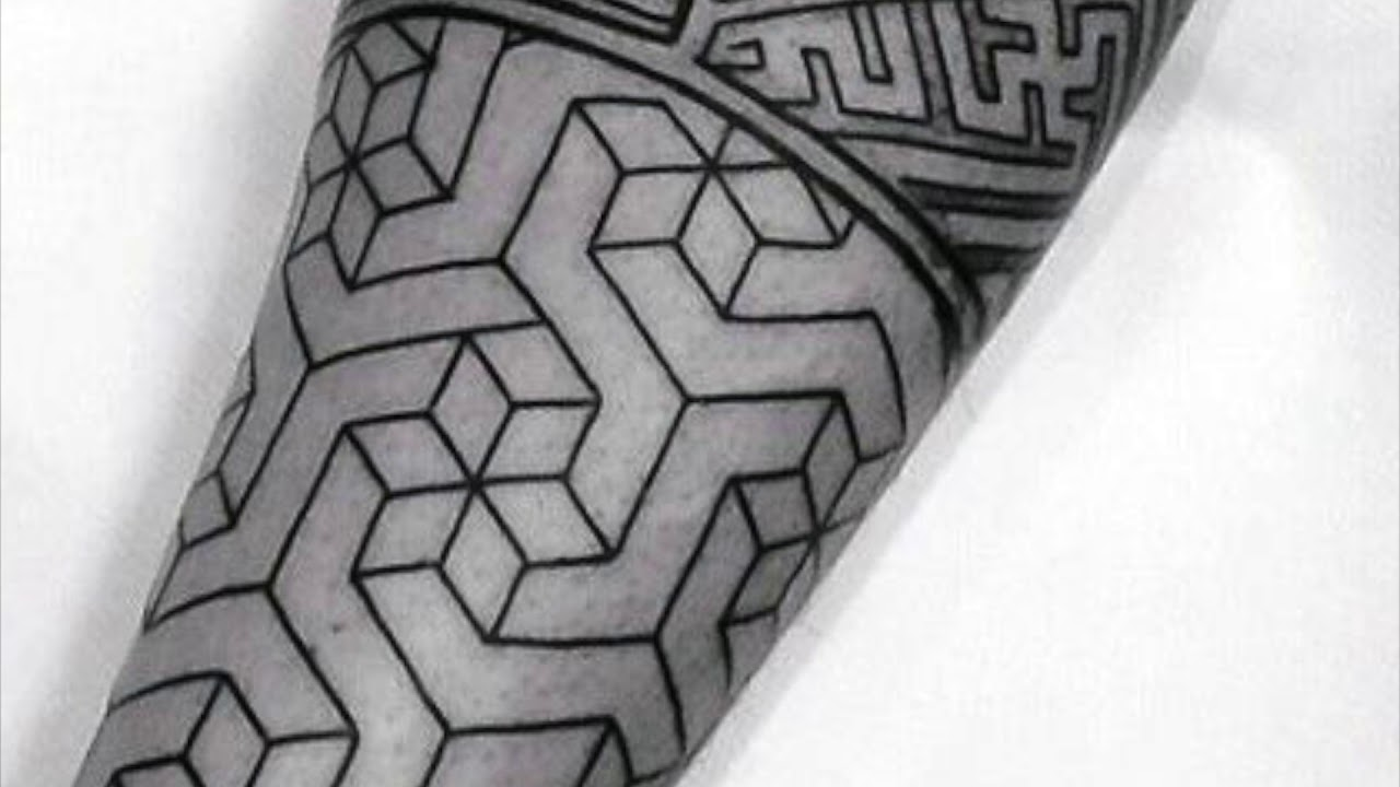 Pattern Tattoo Best Design Ideas