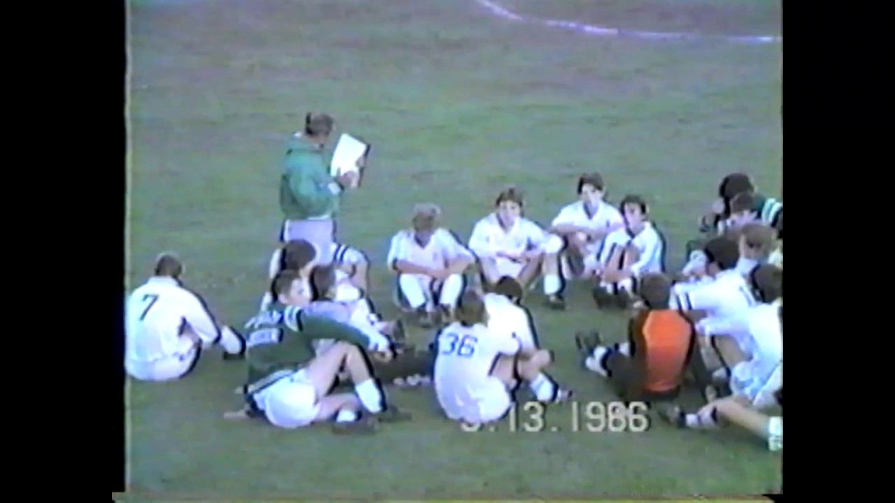 CCRS Boys Soccer Highlights -1986