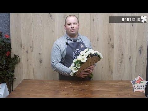 Bonjour les fleuristes ! Le primptemps dans un bouquet de Stephane Chanteloube