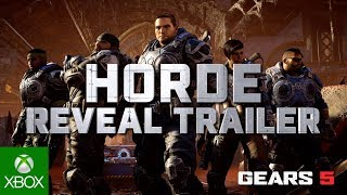 Gears 5 Horde Trailer