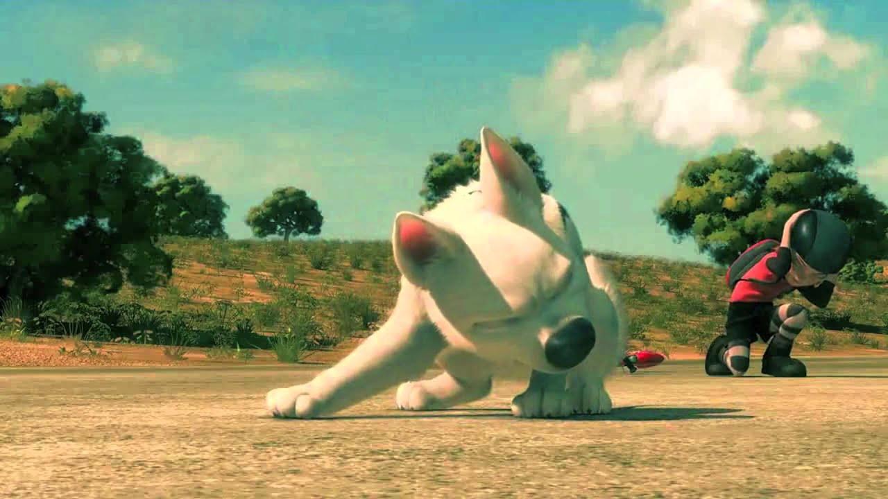 Bolt Dog Bark