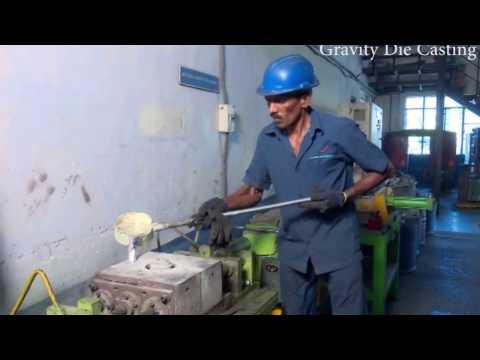 Gravity Die Casting Manufacturing Process/machine - Castal