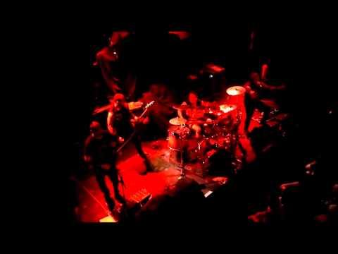 DevilDriver-Sin & Sacrifice, live Brooklyn, NY Oct 16, 2012