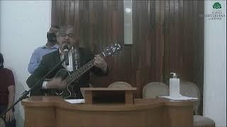 Culto Noite  - Domingo 09/05/21 - Rev. Mizael Laureano - Santa Ceia