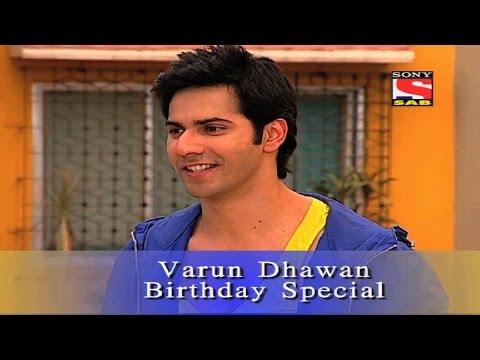 Varun Dhawan Birthday Special | Taarak Mehta Ka Ooltah Chashmah thumbnail