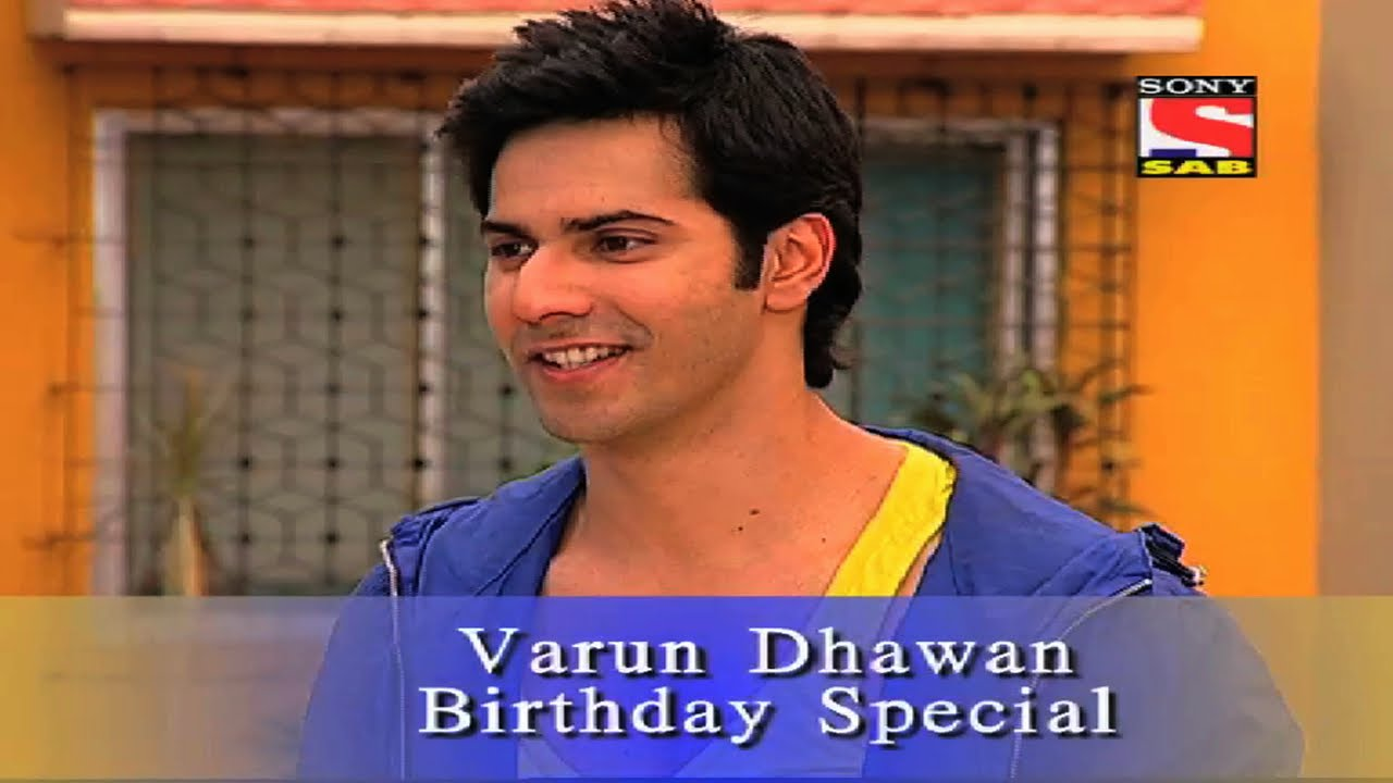 Varun Dhawan Birthday Special Taarak Mehta Ka Ooltah Chashmah